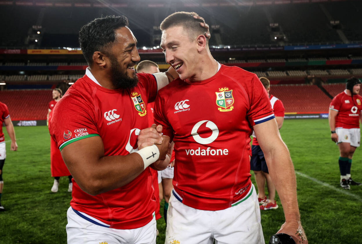Lions Continue To Build Momentum With Runaway Victory