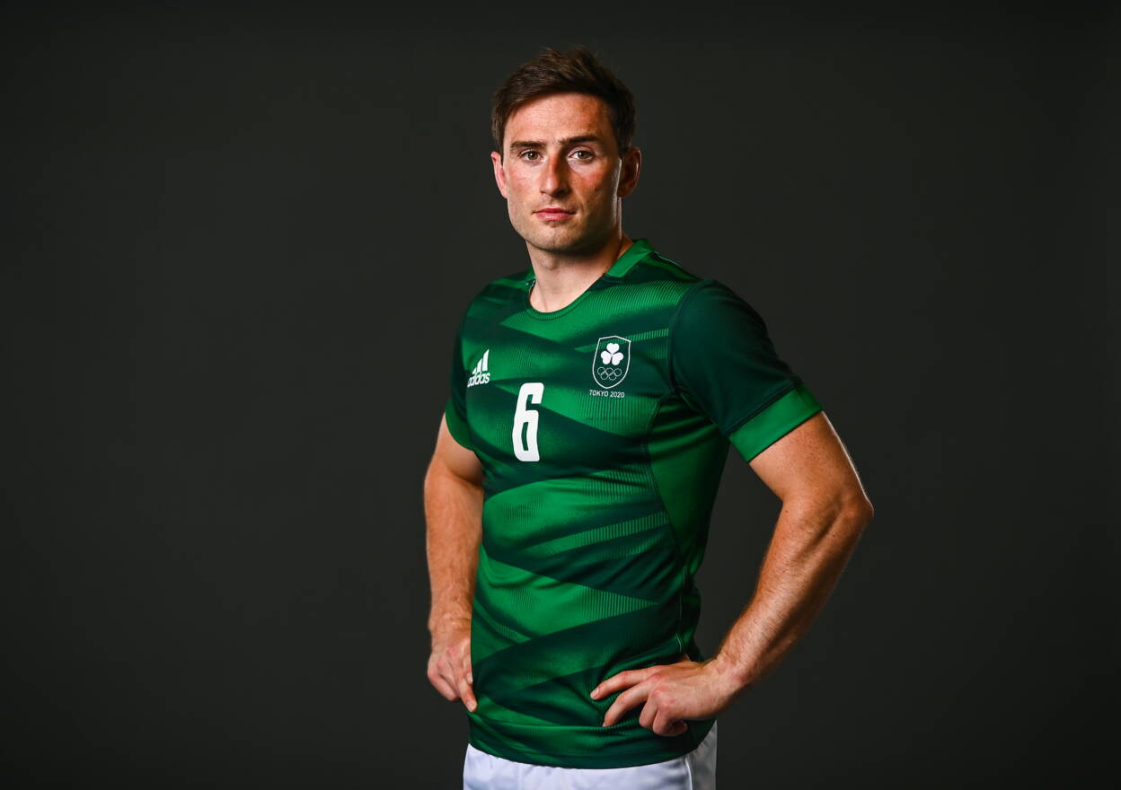 Dardis Excited To Be Part Of Team Ireland