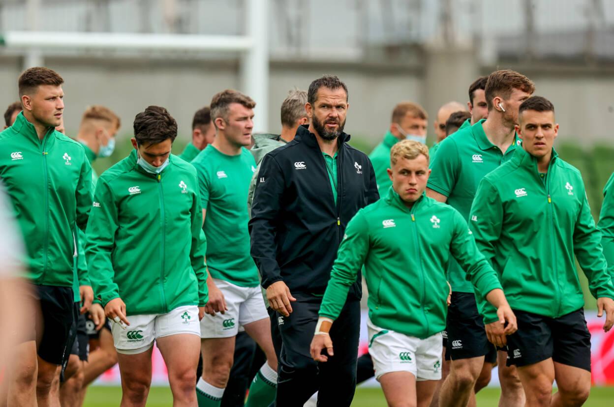 Ireland Host One-Day Camp At IRFU HPC