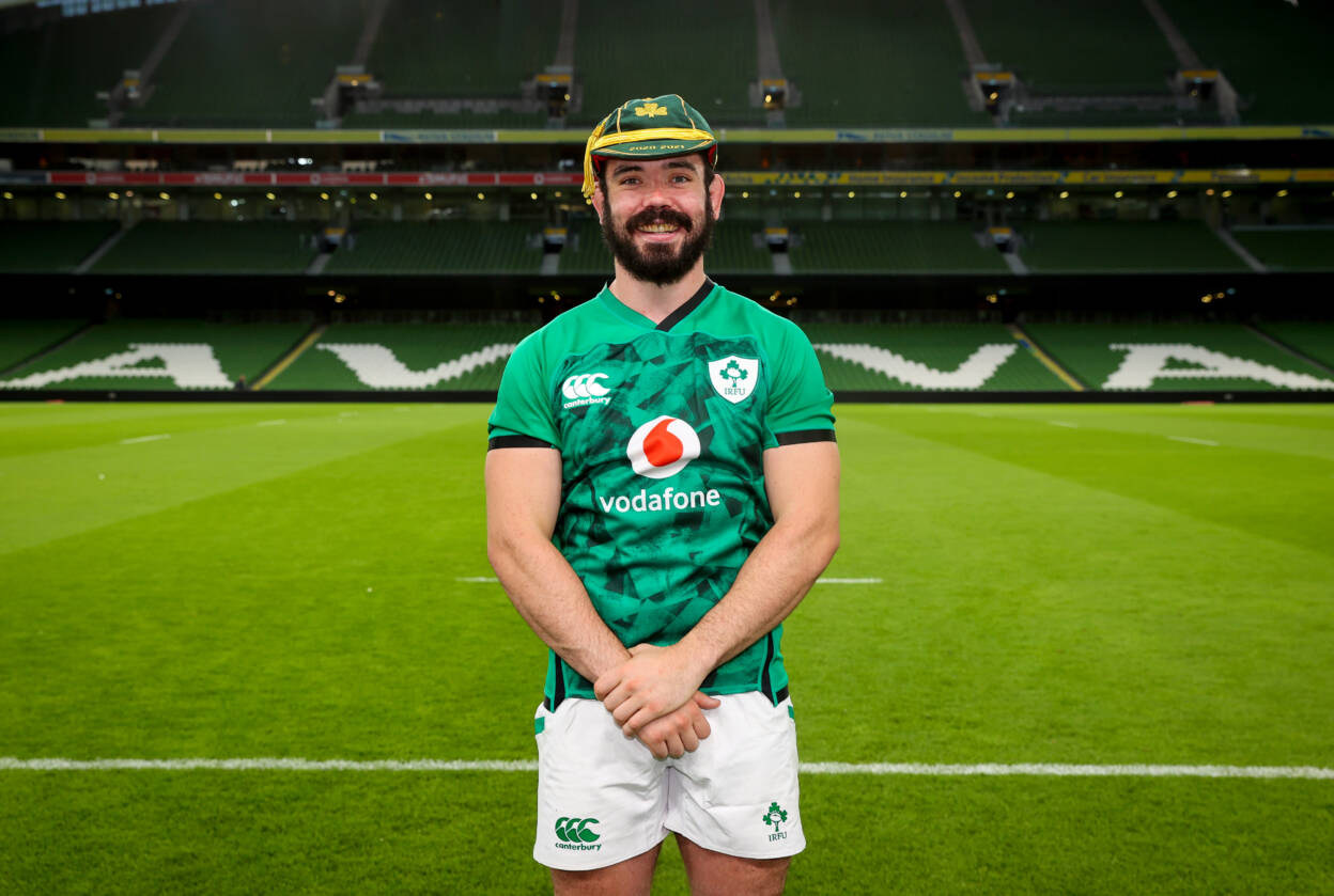 Boyle: It's Brilliant To Get The First Cap