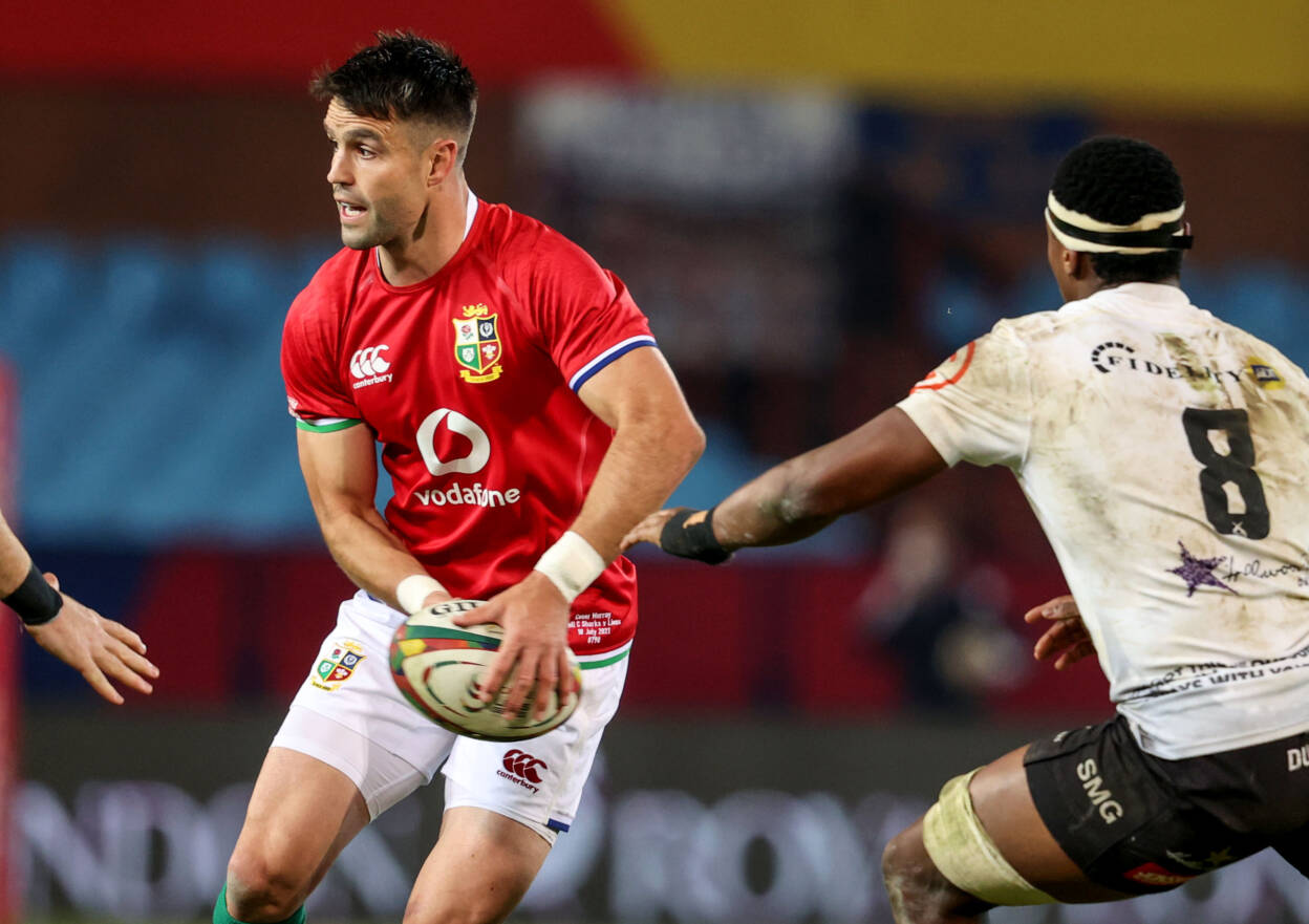 Murray To Captain Lions In Cape Town