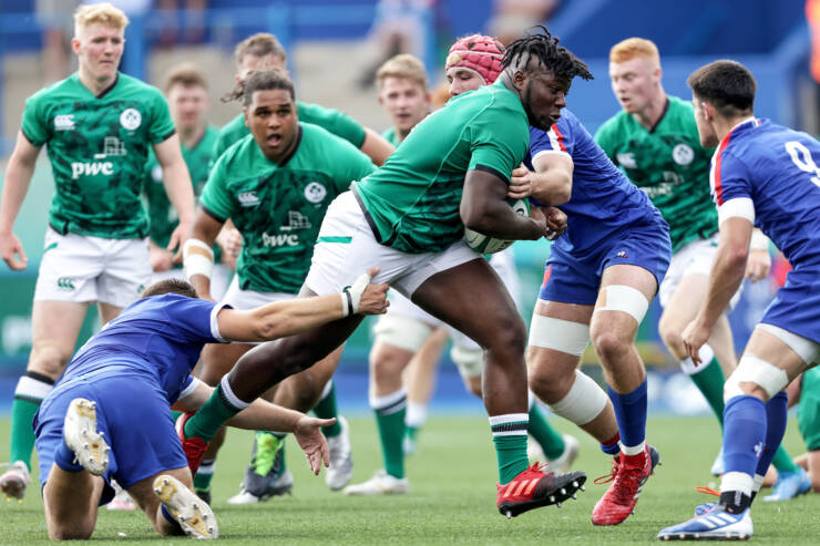 Ireland U-20s Sign Off From Cardiff With Battling Performance