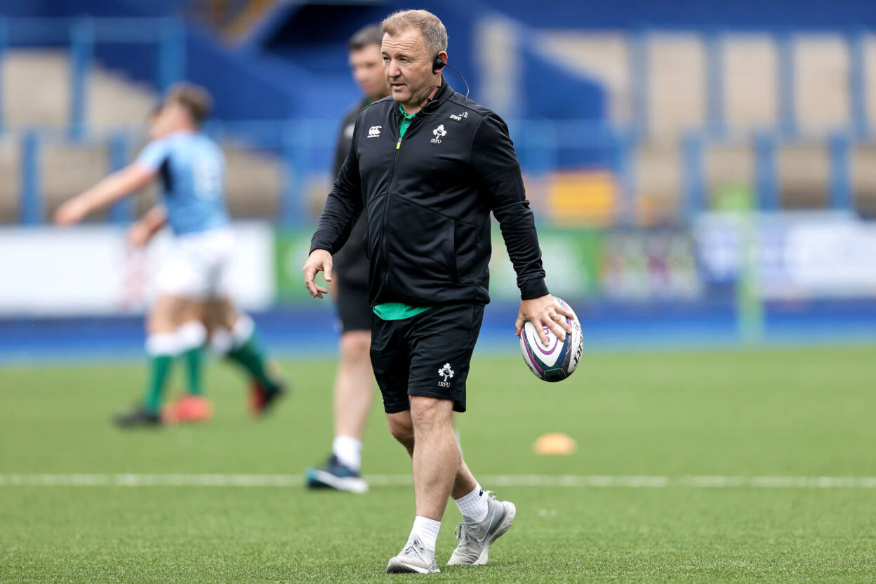 Murphy 'Immensely Proud' Of Players
