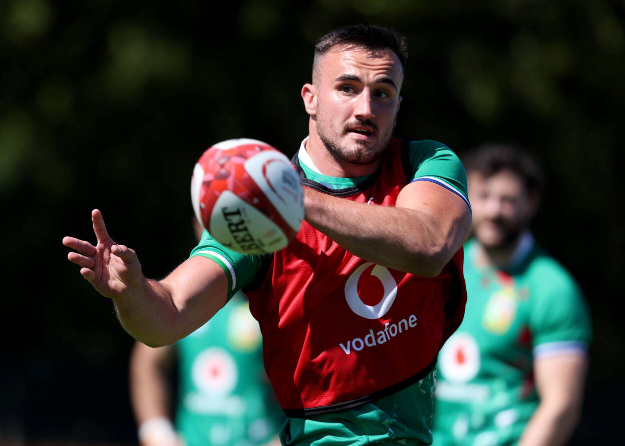 Kelleher Earns Call-Up To Lions Squad