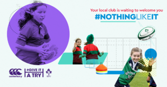 Give It A Try – There's #NothingLikeIt