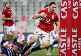 From St. Gerard's To The Lions – Jack Conan