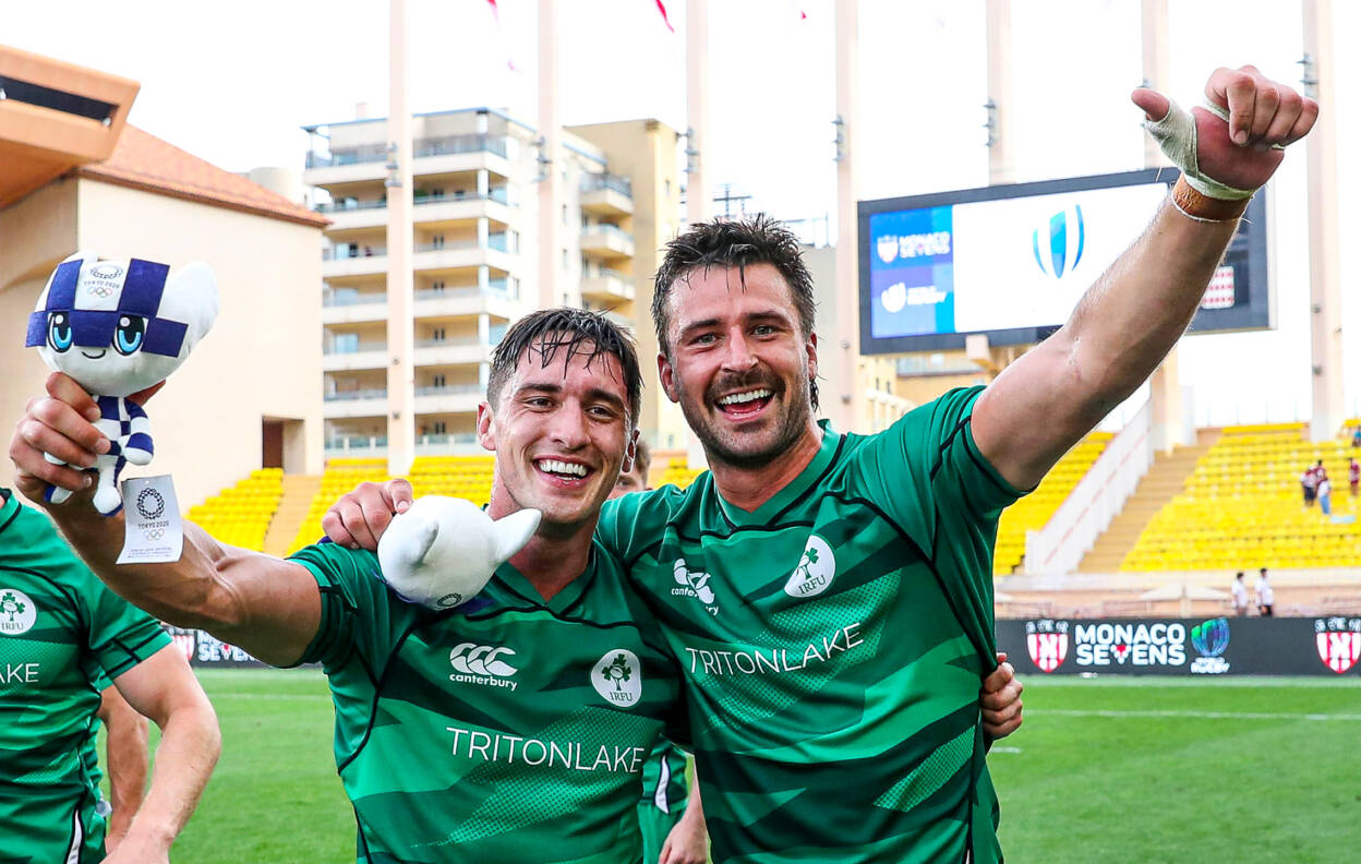 Irish Rugby Committed To Olympic Rugby 7s Pathway