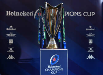 Provinces' Champions Cup Opponents Are Revealed