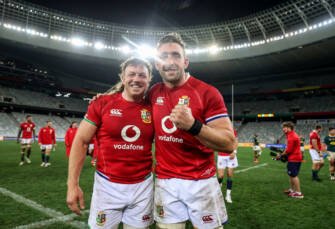 Lions Win First Test With Second Half Fightback