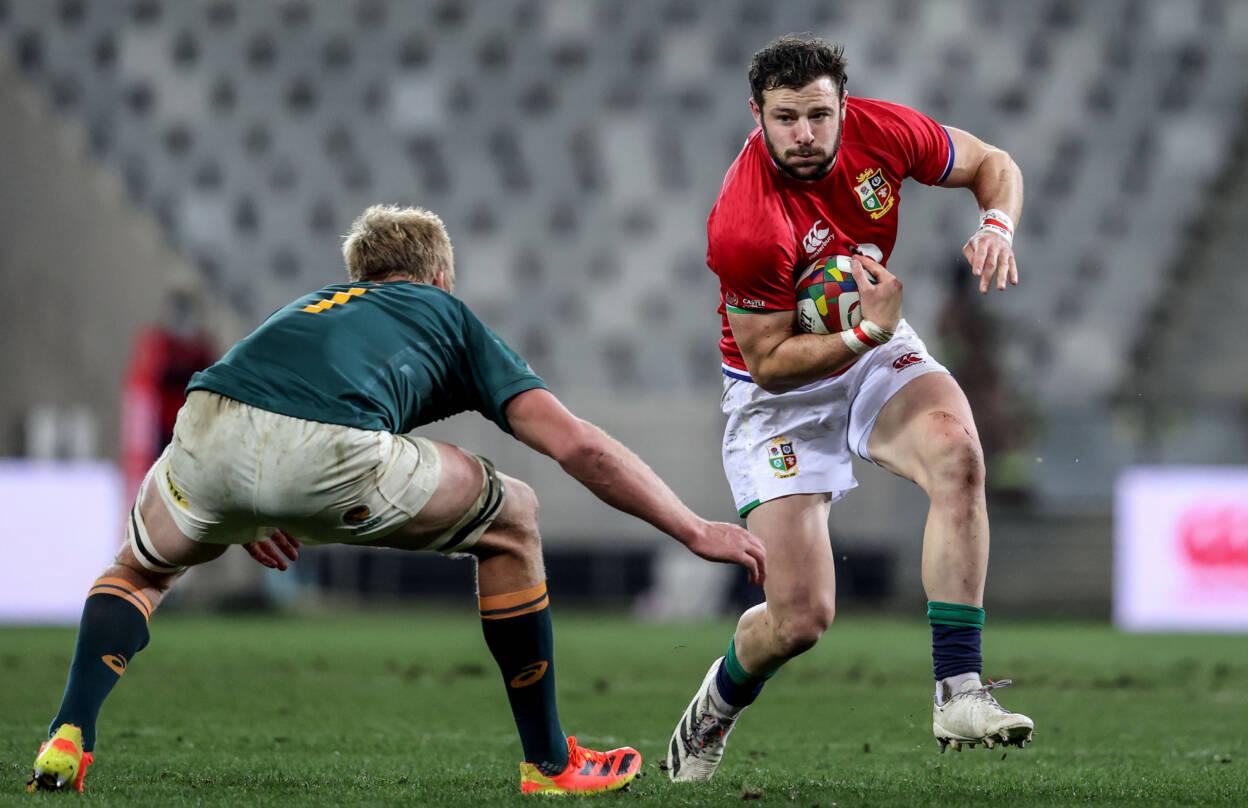 Lions Turn Screw In Second Half To Overcome Springboks