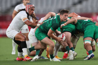 Ireland Set Sights On Kenya After Tough Opening Day In Tokyo