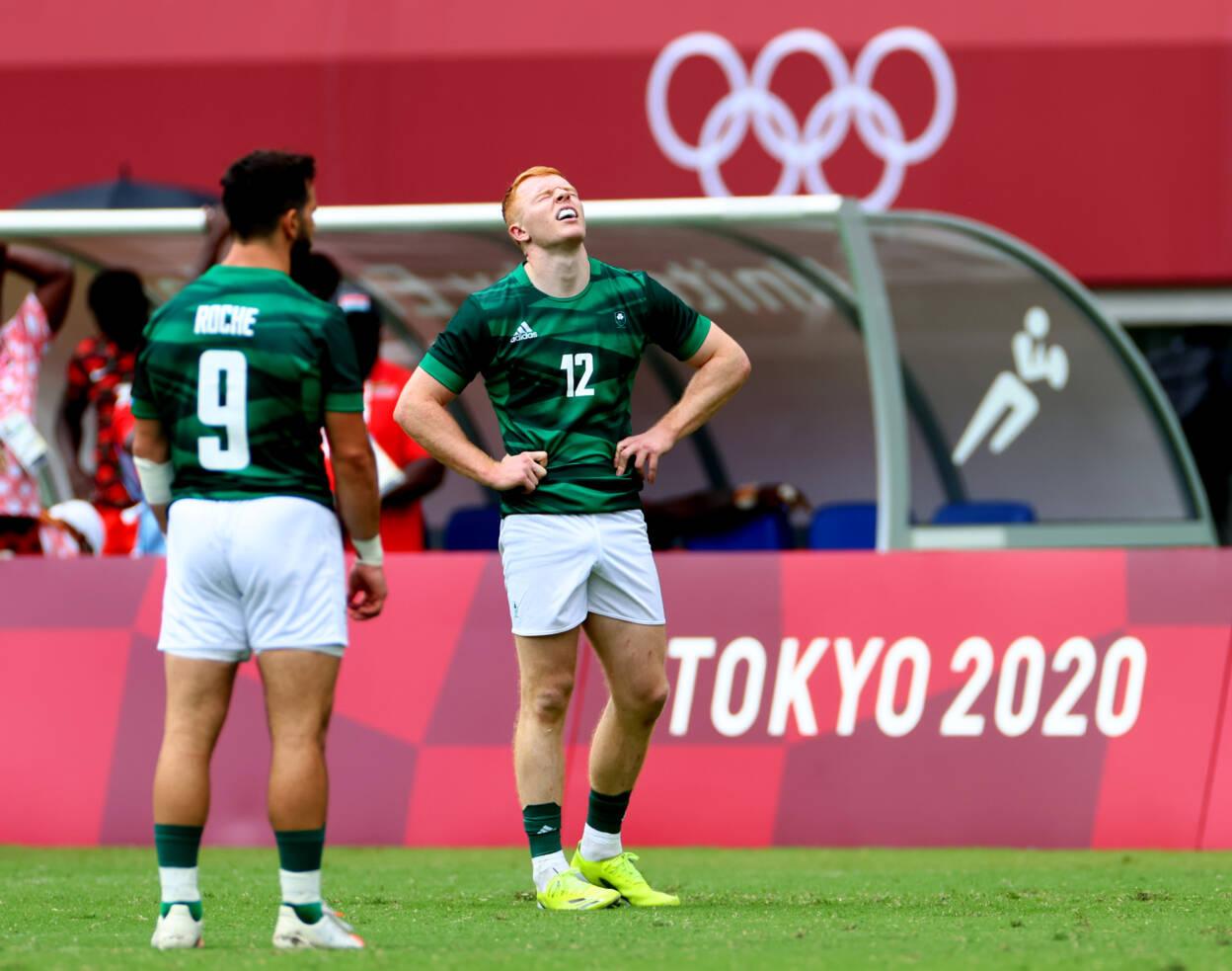 Late Heartbreak For Ireland In Pursuit Of Tokyo Quarter-Final