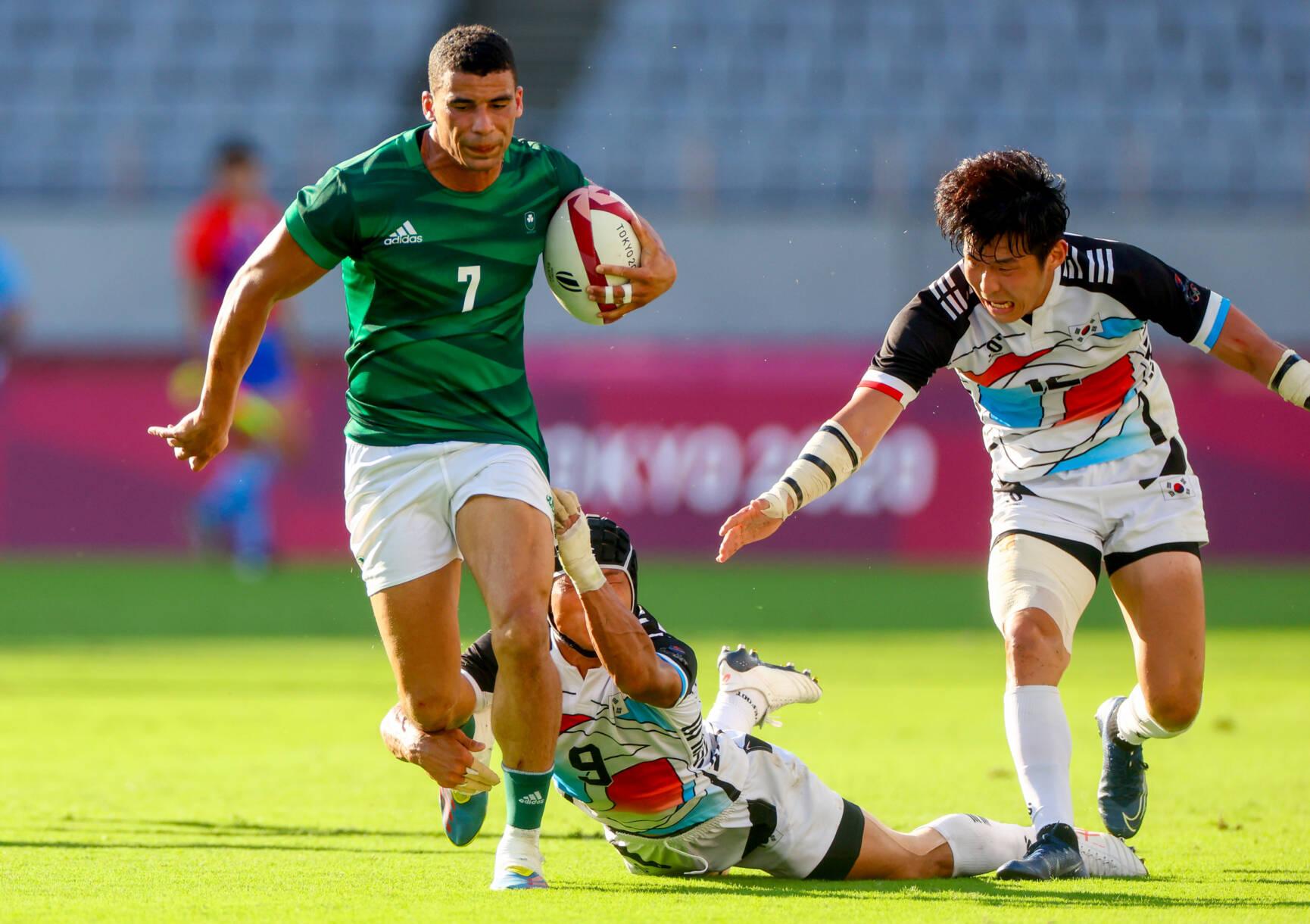 Ireland Set For Kenya Rematch After Five-Try Win Over Korea