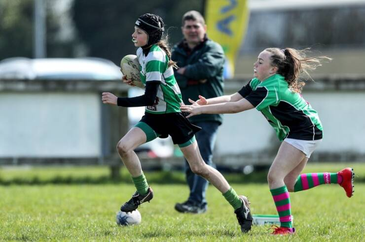 Aviva Mini Rugby – Impactful Coaching