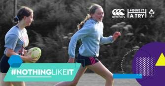 Girls Putting Rugby On The Map In North Clare #NothingLikeIt
