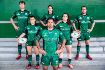 Connacht Launch New Home Jersey For 2021/22