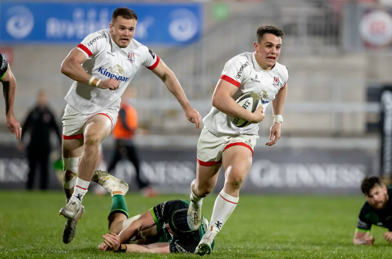 Ulster To Face Saracens Home And Away In Pre-Season