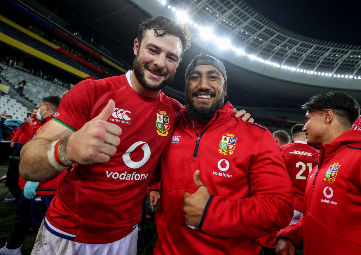 Aki and Henshaw take Centre Stage for Lions Decider