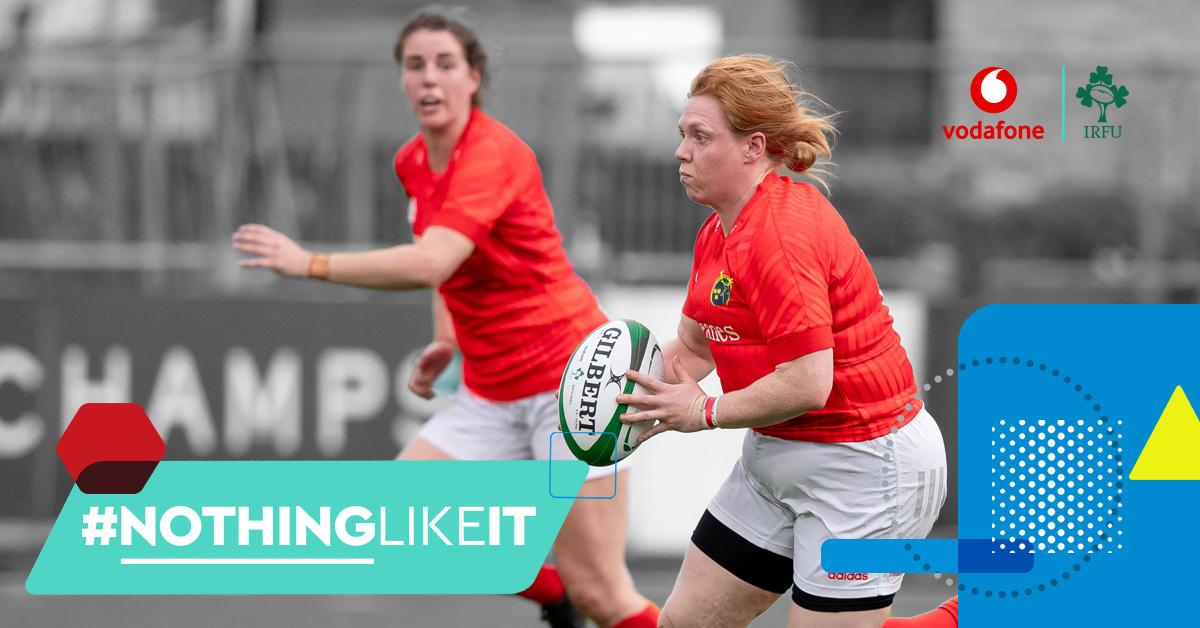 Munster Squad Announced For Vodafone Women's Interpros