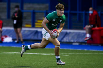 Ireland Under-20 Crop Promoted To Ulster Academy