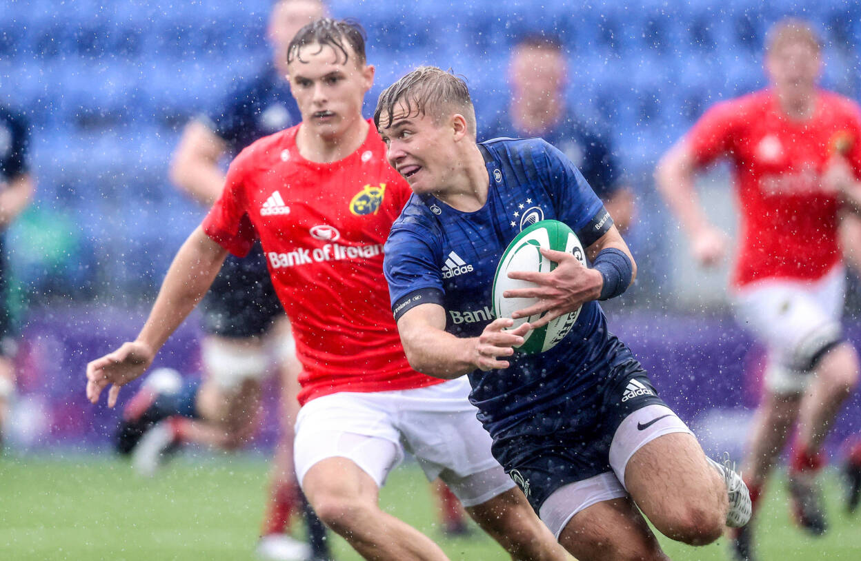 Leinster Under-19s Prove Too Strong For Munster
