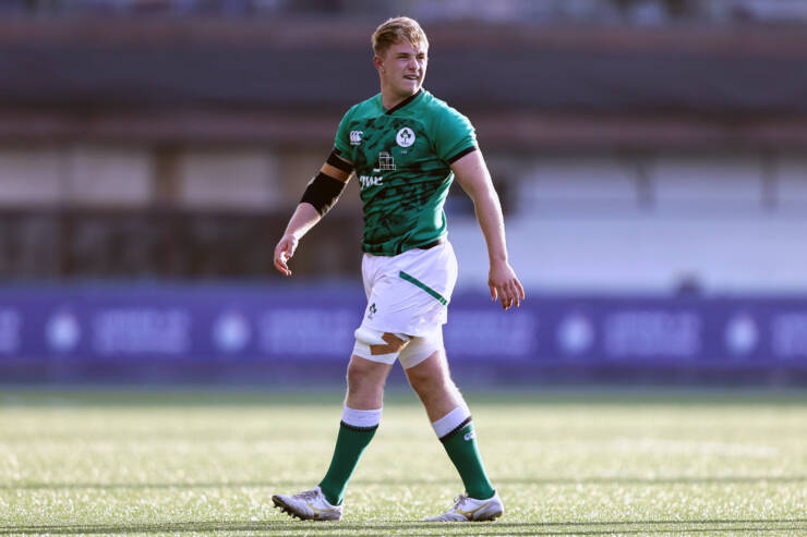 Elwood Excited By Connacht Academy Intake