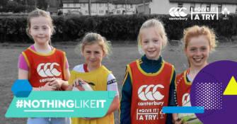 #NothingLikeIt: Inishowen RFC enjoying Canterbury Give It A Try