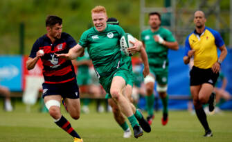 Ireland Men's Sevens Set For Return To World Series Action In Canada