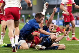 Sexton Scores As Leinster Enjoy Hit-Out Against Harlequins