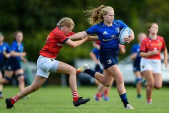 Leinster Win U-18 Women's Title In Style
