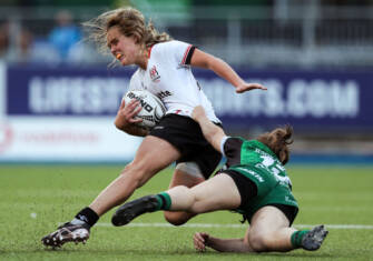 Two Tries Apiece As Connacht And Ulster Finish Level