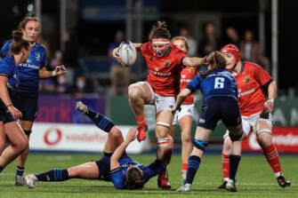 Munster Produce Stirring Second Half To Be Crowned Champions