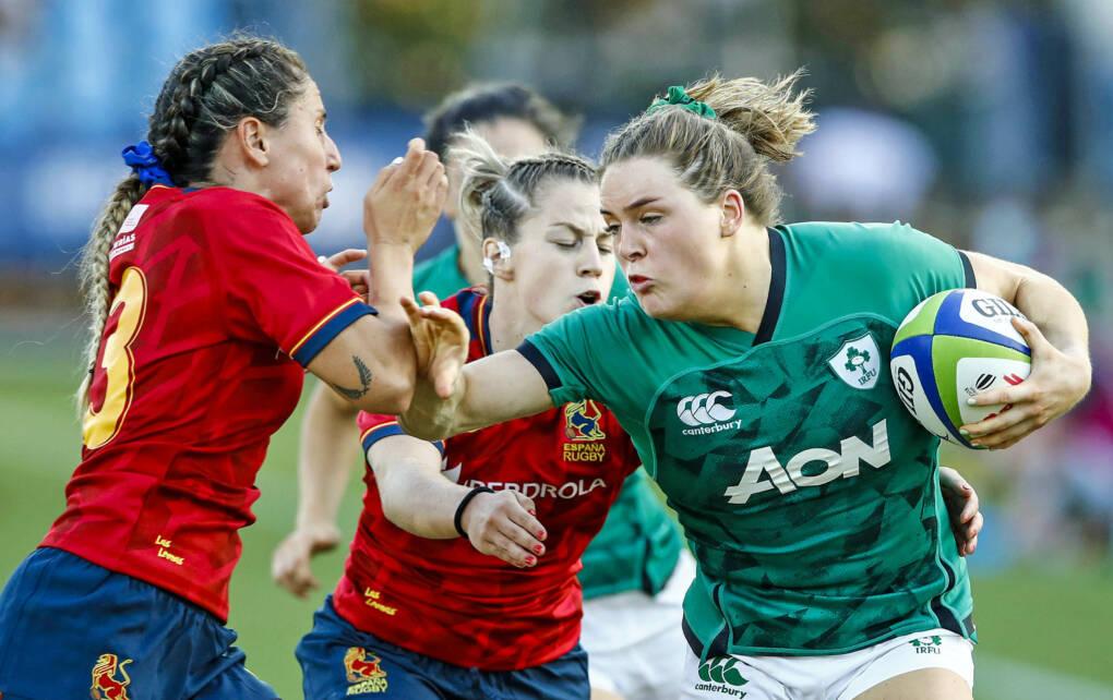 Ireland Slip Up Against Spain In First Qualifier Match