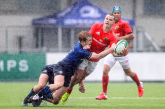 Four-Try Second Half Surge Steers Munster U-19s Past Ulster