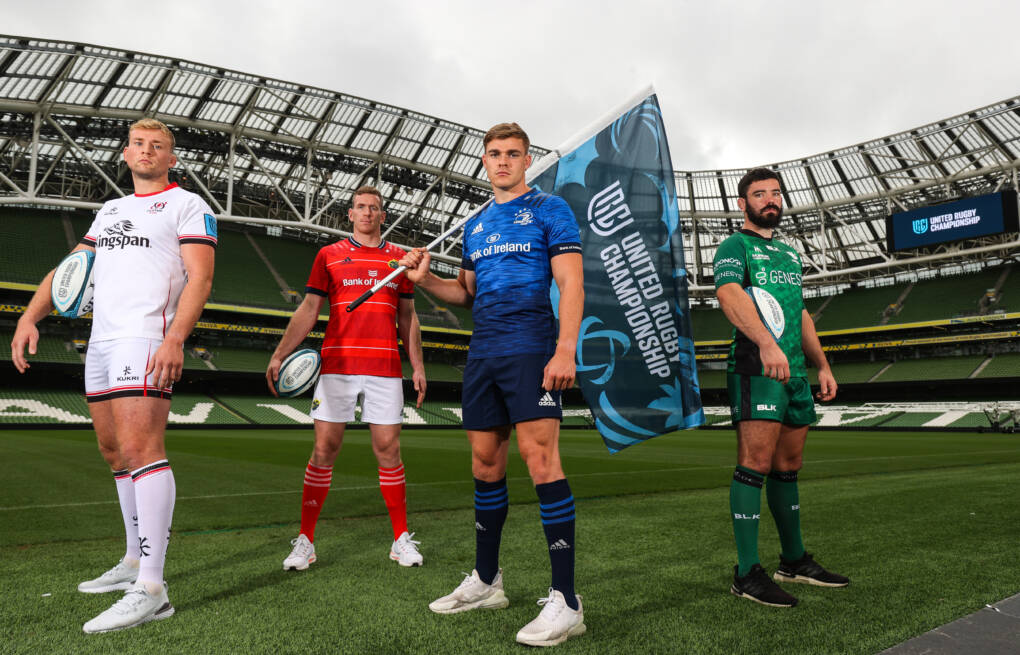 Provinces Gearing Up For Start Of United Rugby Championship