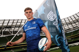 Ringrose 'Excited And Motivated' For Challenges Ahead