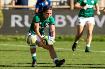 Parsons And Murphy Crowe Pick Up Tries In Vital Ireland Win