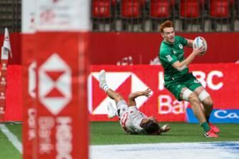 Ireland Men Finish Fourth In World Series Opener
