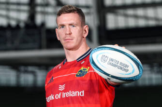Farrell: 'Hungry' Munster Revving Up For URC's Opening Rounds