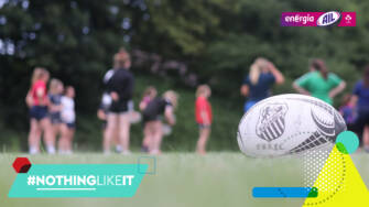 #PositiveEnergy: 'We're Now Seeing Girls Picking Up The Skills Of Rugby From A Much Earlier Age'