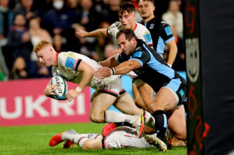 Ulster Hold Off Glasgow In Grandstand Finish