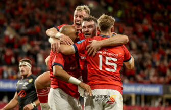 Zebo On The Double As Munster See Off Sharks