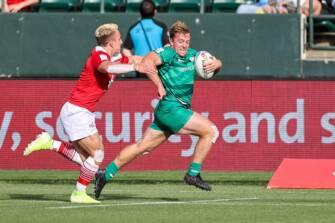 Ireland To Face Canada In Edmonton's Last-Eight