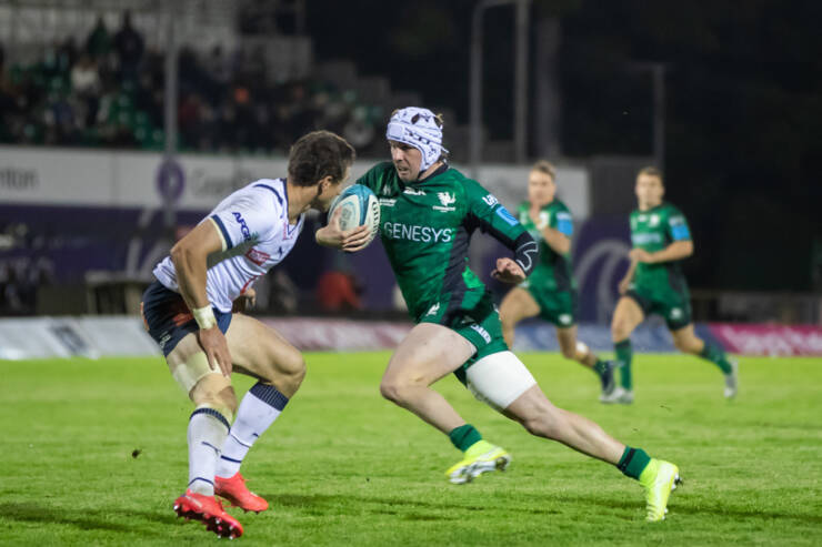 Hansen And Connacht Delight Home Crowd With Memorable Win