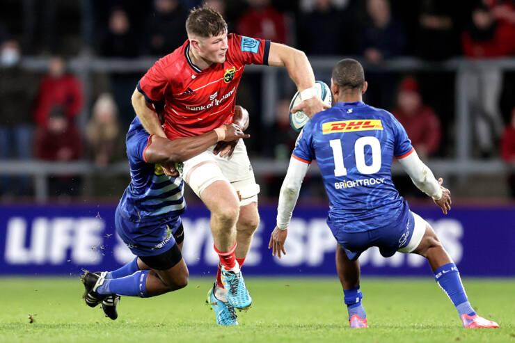 Maximum Haul For Munster Despite Sluggish Start
