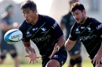 Three Changes For Connacht's Clash With Dragons