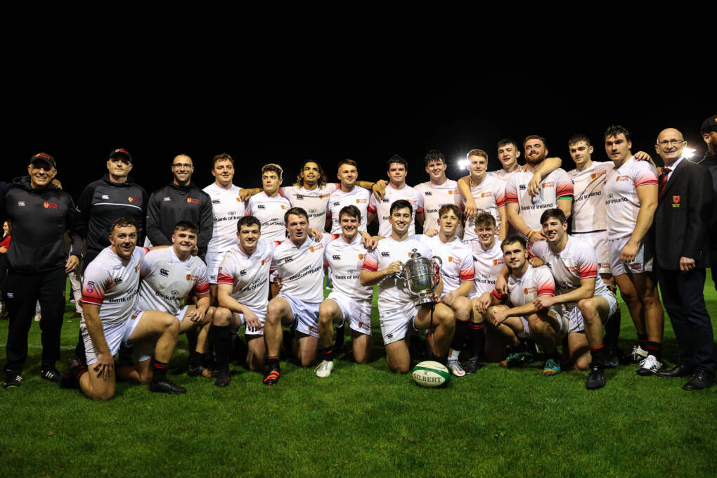 Dudley Cup Delight For Dublin University Against Old Rivals