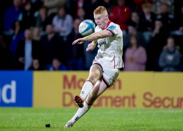 Doak Racks Up 18 Points As Ulster Go Three From Three