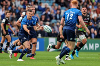 Sexton Steers Leinster To Seven-Try Triumph