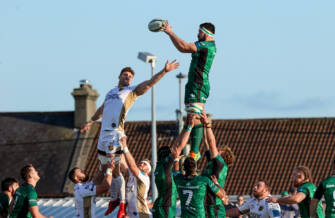 Connacht Left Frustrated As Four-Try Dragons Claim Famous Victory